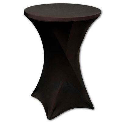 Picture of Bar table incl. black cover (UNIT)